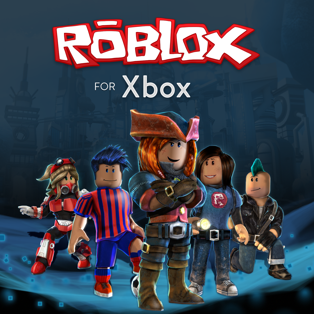 Roblox comes to Xbox One, joins Minecraft in the growing