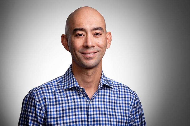 David Chang, CEO of Betcade.