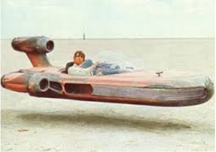 Did Star Wars predict the long-haul delivery drones of the future?