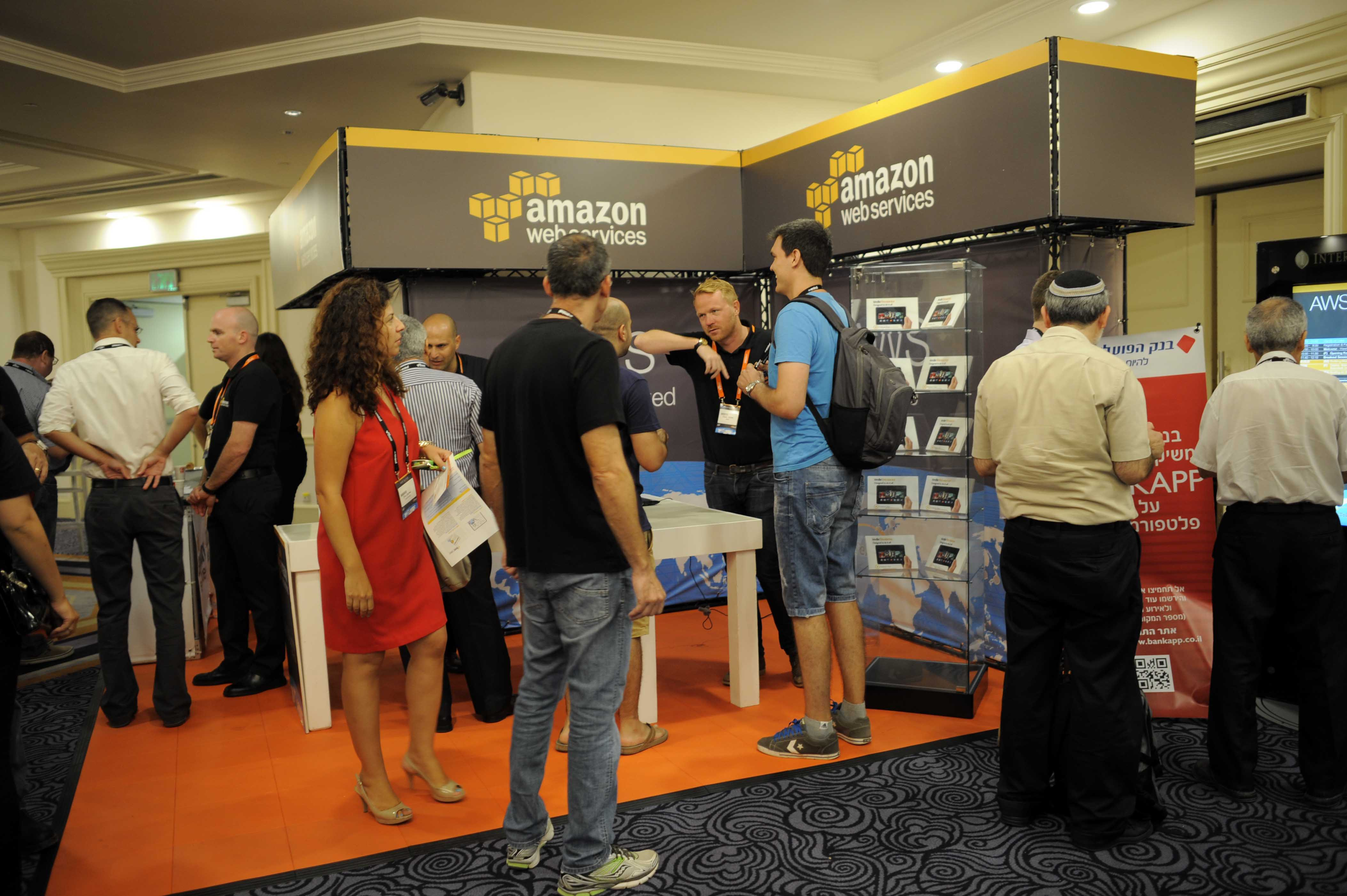 Everything Amazon Announced At AWS Re:Invent 2015