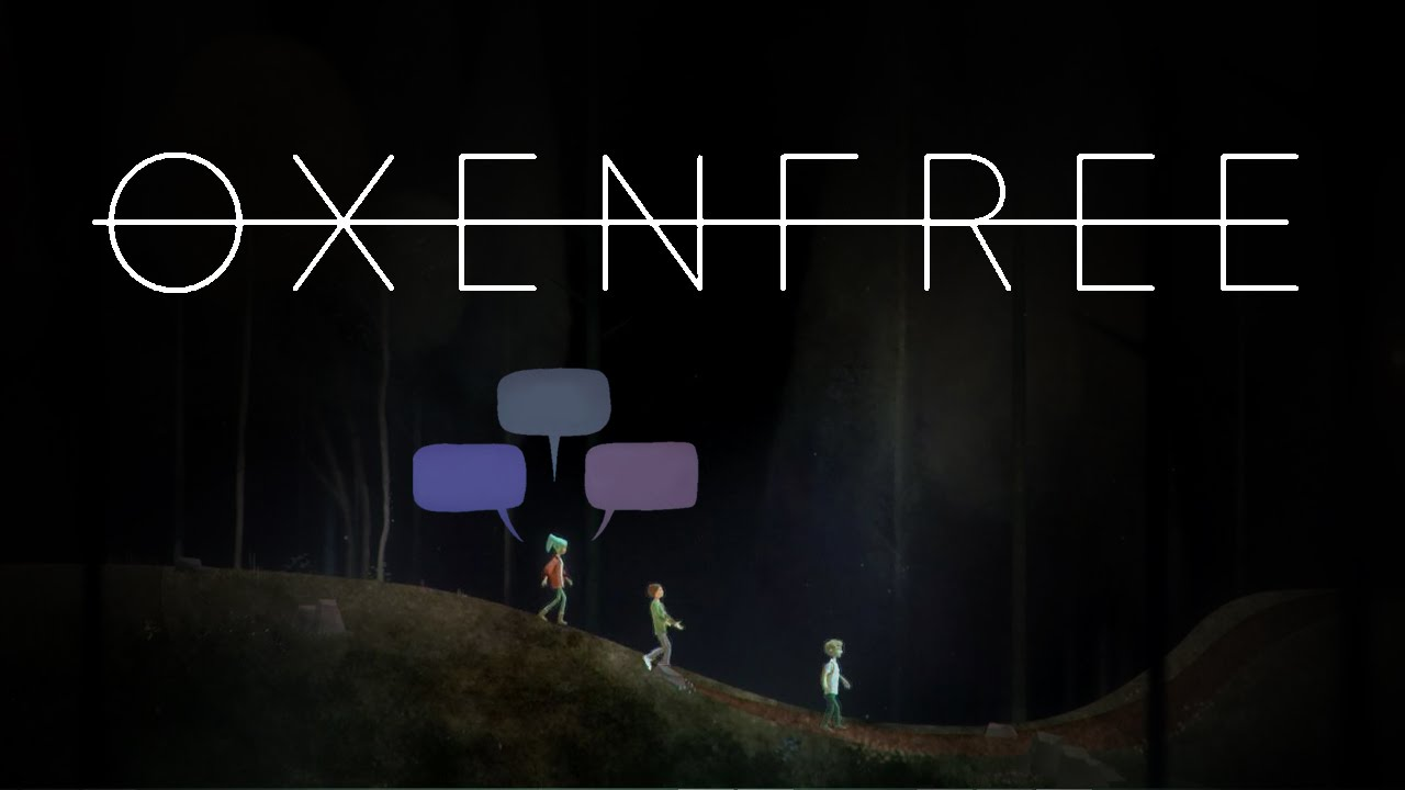 Oxenfree is coming to Xbox One and PC in January.