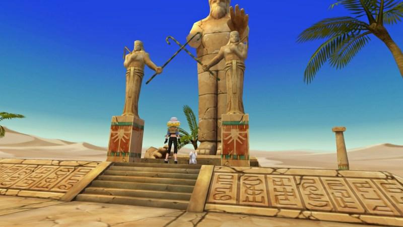 Tomb of the Golem