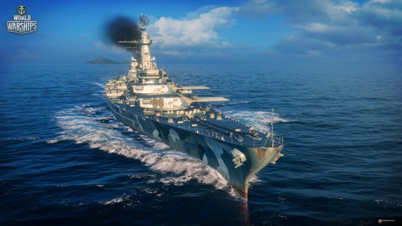 Montana World of Warships is sailing to PS4 and Xbox One in 2019