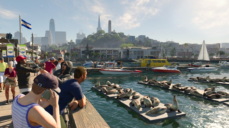 San Francisco is one of the stars of Watch Dogs 2.