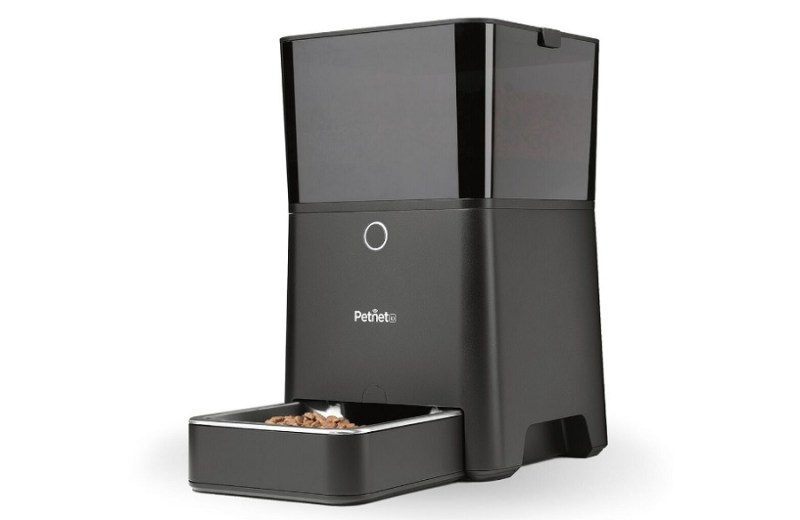 Petnet's SmartFeeder is $150 and its SmartBowl is $50.