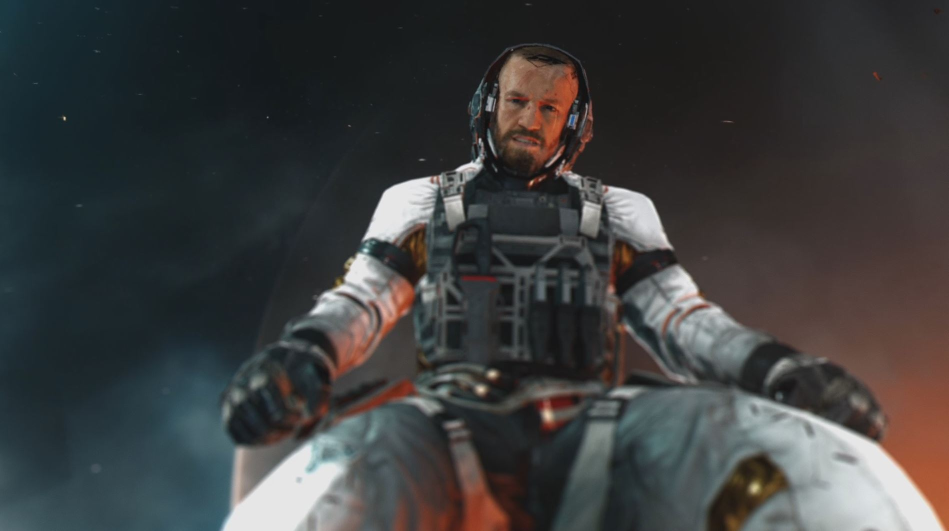 This Is MMA Fighter Conor McGregor In Call Of Duty