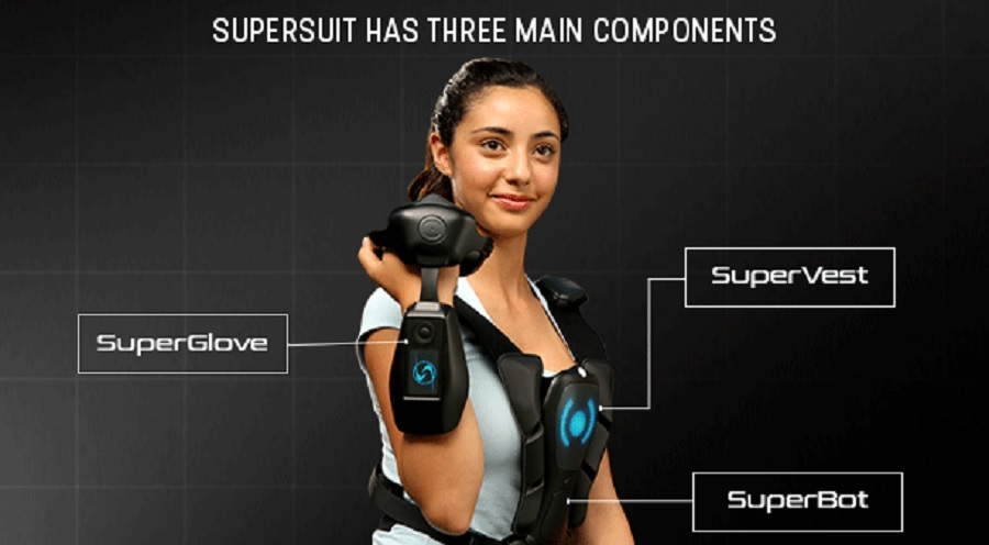 SuperSuit Modernizes Laser Tag With Wearable Gaming Gear GamesBeat
