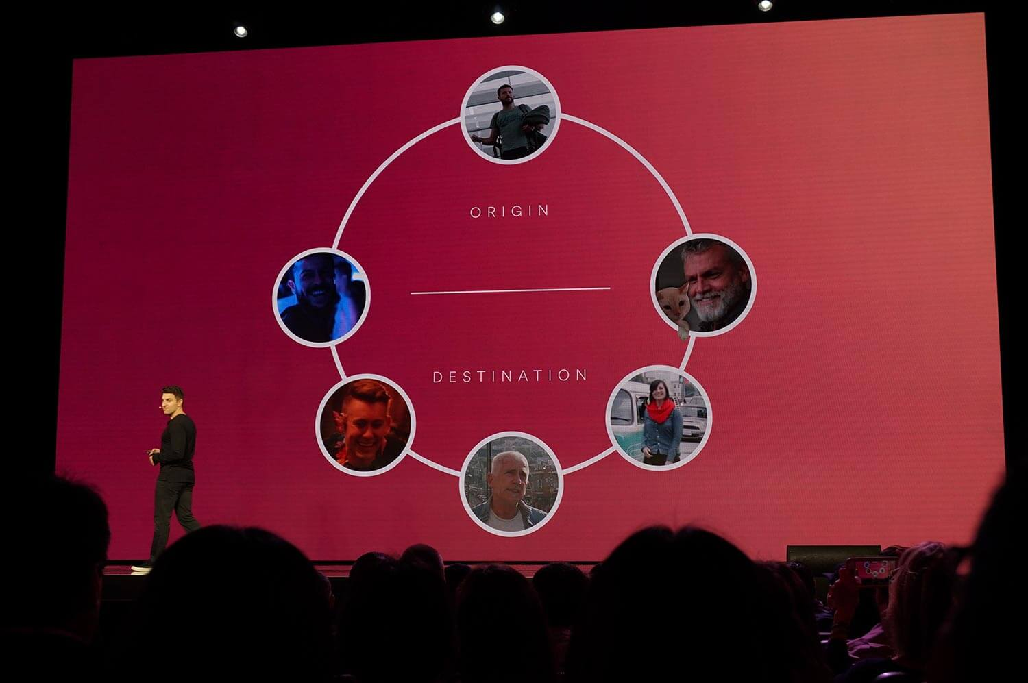Airbnb chief executive Brian Chesky explains the company's vision.