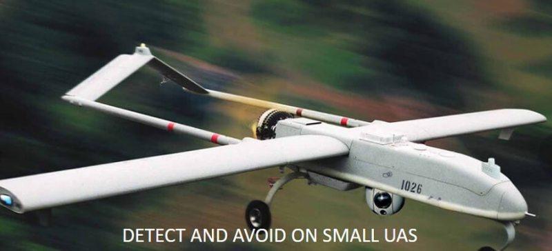 Echodyne detects small drones.