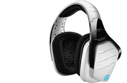 The Logitech Artemis Spectrum G933 wireless gaming headset.