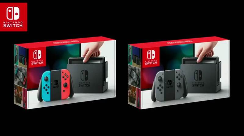 The Nintendo Switch preorders start on January 21.