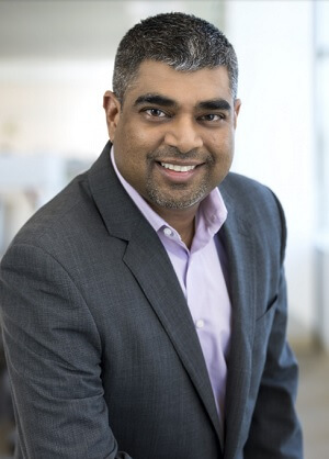 Anil Nanduri, vice president in the New Technology Group and general manager of the UAV.
