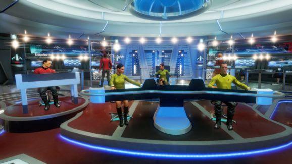 Star Trek: Bridge Crew not requires VR