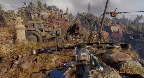 Metro Exodus seems to be astounding with ray-tracing gentle tech