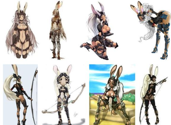 Bunny Girls Arent In Final Fantasy XIV Because Of High Heel Shoes VentureBeat
