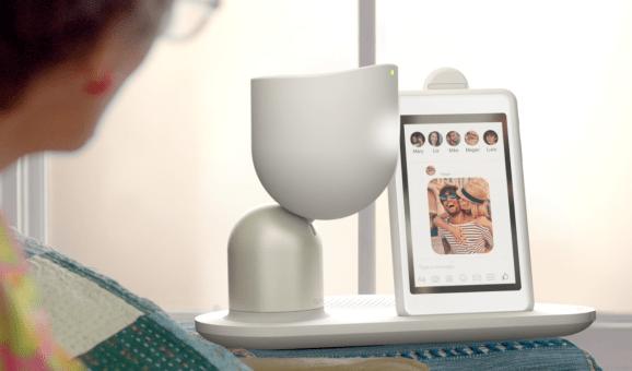 Intuition Robotics nabs Samsung as investor, launches U.S. beta trial of ElliQ companion robotic