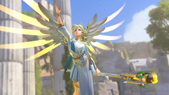 Overwatch is testing a lot wanted nerfs to Mercy and Junkrat