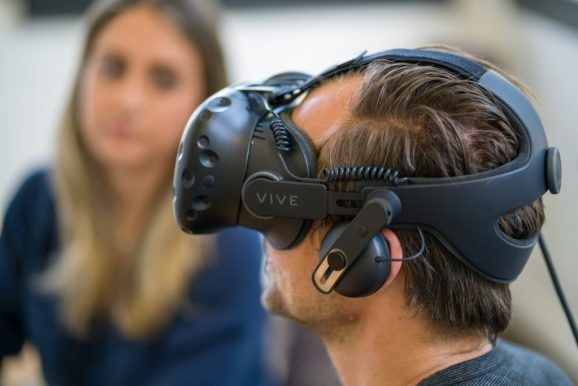 VR helped make the world higher in 2017