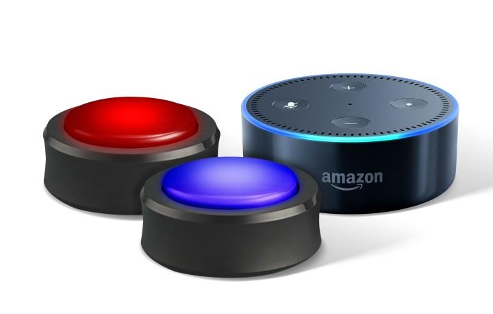 Amazon Alexa Echo Buttons