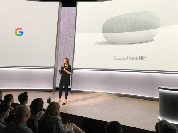 Google bought over 6 million good audio system in 2017