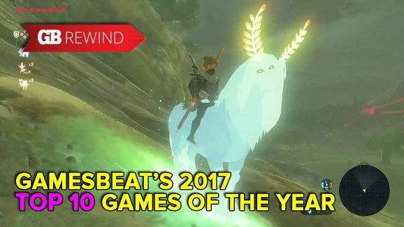 The 10 greatest video games of 2017 and GamesBeat's Game of the Year