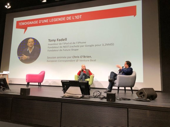 Tony Fadell Q&A: Post-Nest life in Paris, investing in deep tech, and his world seek for inspiration