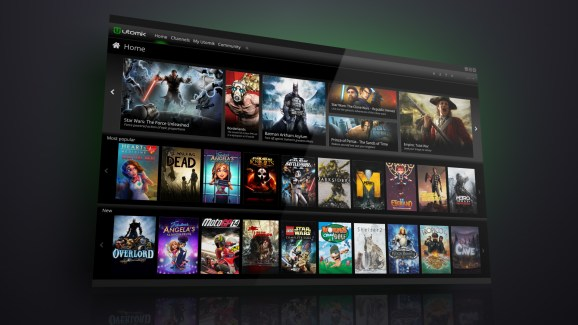 Utomik's PC sport subscription service will launch out of beta in early 2018