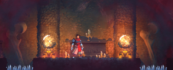 Motion Twin's Dead Cells will slash-and-jump from PCs to consoles later this 12 months