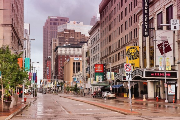 Cleveland founder shares what his startup group will get proper and flawed