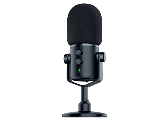 Razer's Seiren Elite mic makes an attempt to ship professional audio with out the additional gear
