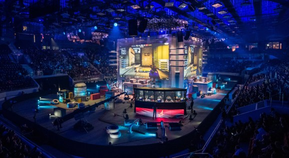 Russia's esports market is heating up