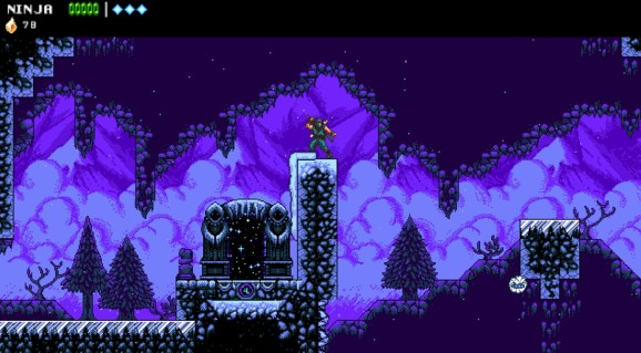 The Messenger is the ninja Metroidvania that leaps from 8-bit to 16-bit artwork