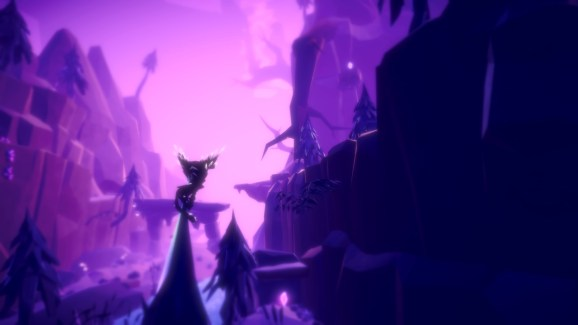 Fe evaluate — a dialog with a breathtakingly lovely alien forest