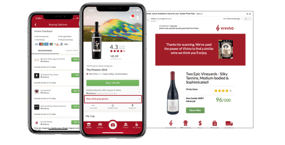 Wine discovery app Vivino raises $20 million as its ecommerce enterprise takes off