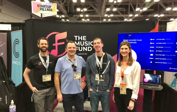 The Music Fund needs to make use of AI to generate extra royalties for musicians