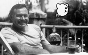 Did Hemingway have a secret muse?
