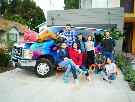 slite-team-photo Y Combinator alum Slite raises $4.4 million for its collaborative docs service on Slack