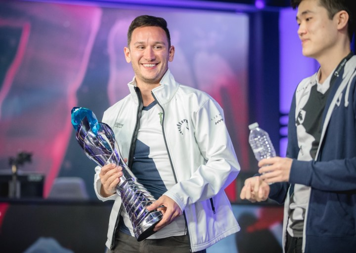 Steve Arhancet is owner of Team Liquid.