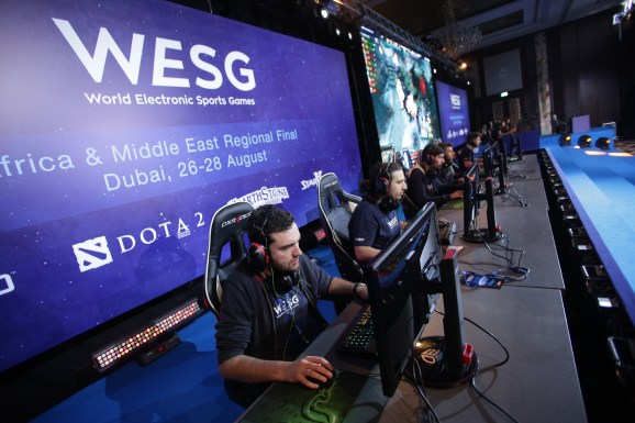 The Middle East is fertile floor for esports