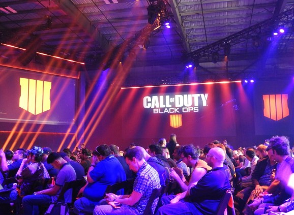 cod Treyarch confirms Call of Duty: Black Ops 4 won't have single-player campaign