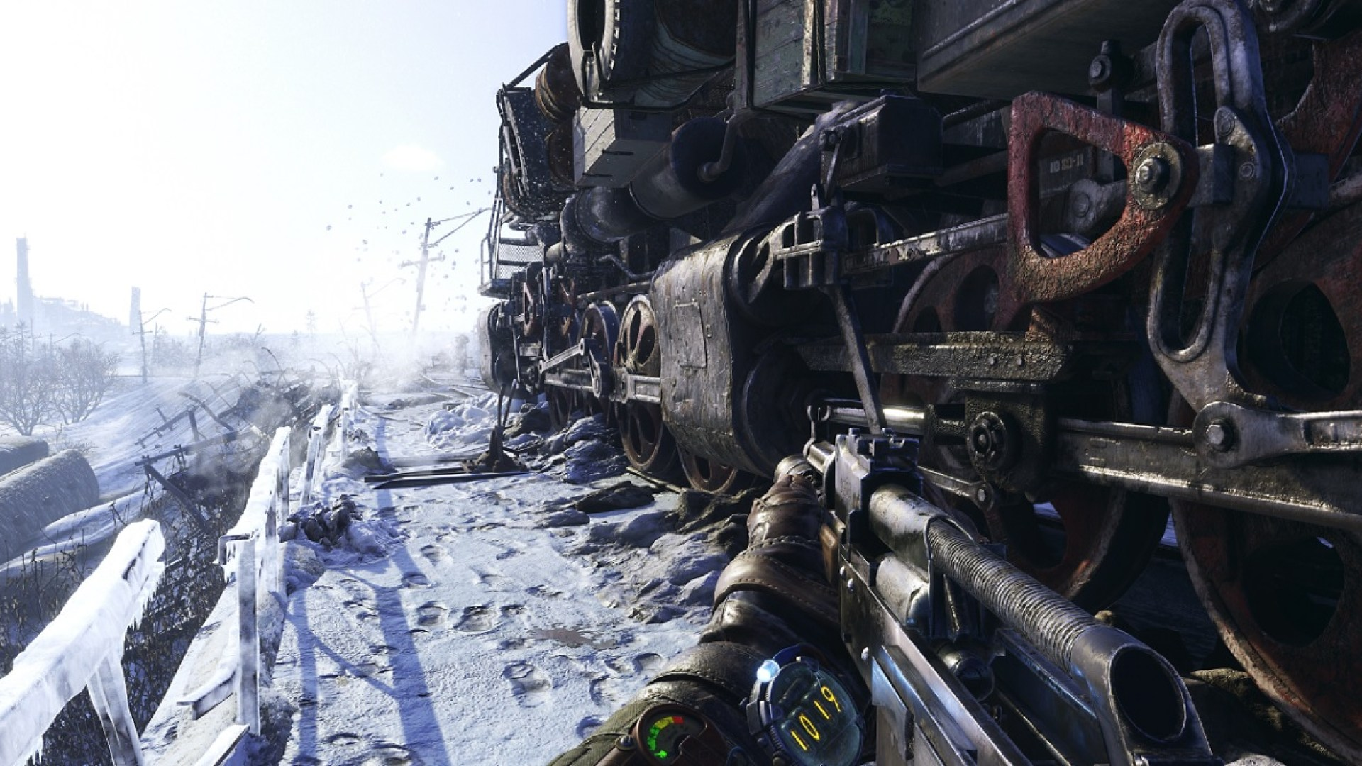 Metro: Exodus hands-on -- A beginning that moves from slow to thrilling