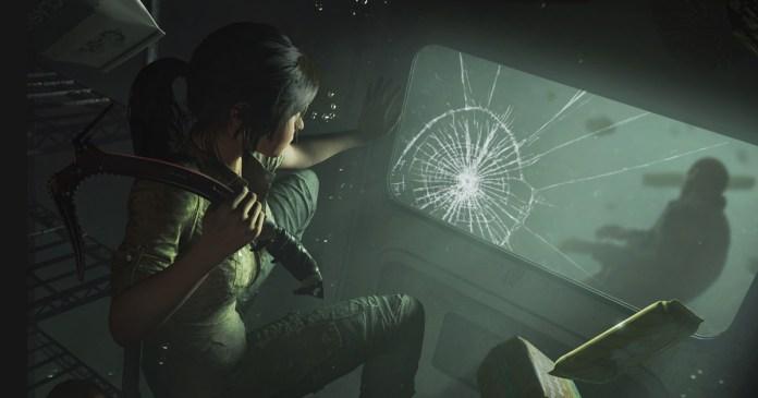 Can Lara escape the flood?