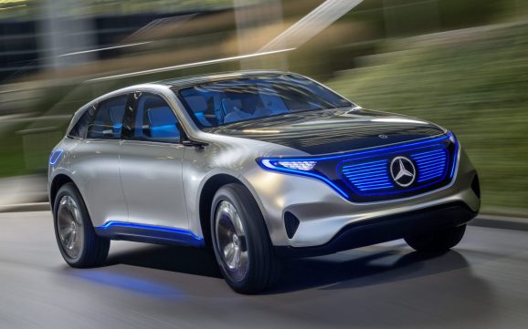 Daimler and Bosch self-driving cars