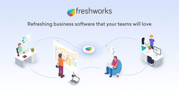 freshworks raises $100 million, at $1.5 billion valuation, from sequoia, accel, and capitalg as it plans for ipo   venturebeat