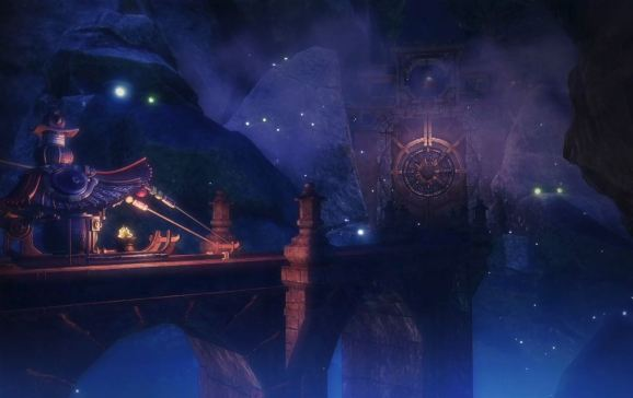 A true successor to Myst in VR? Take a gander at Twilight Path.