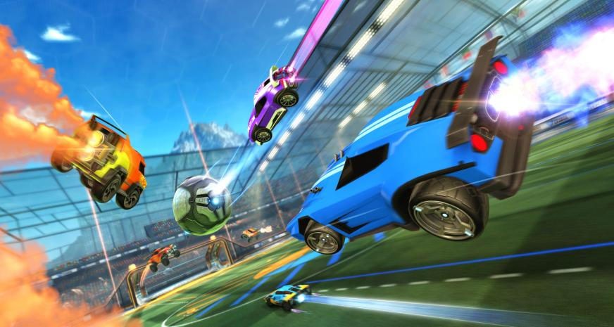 Epic Games acquires Rocket League studio Psyonix | VentureBeat