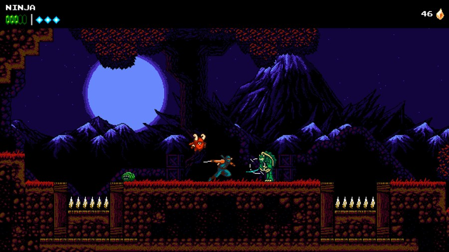 The Messenger review    more than a simple Ninja Gaiden tribute     It s time to ninja