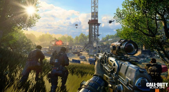 blackout-2 Call of Duty: Black Ops 4 review in progress — A fresh experience for those with an open mind