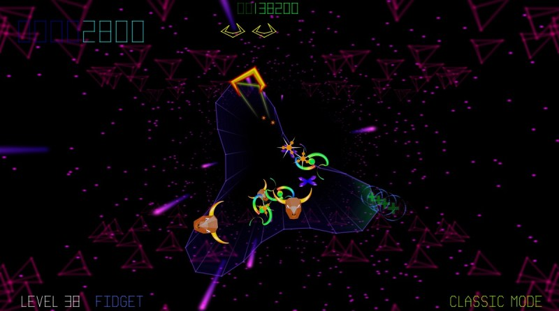 Tempest 4000 is part of the Atari comeback plan.