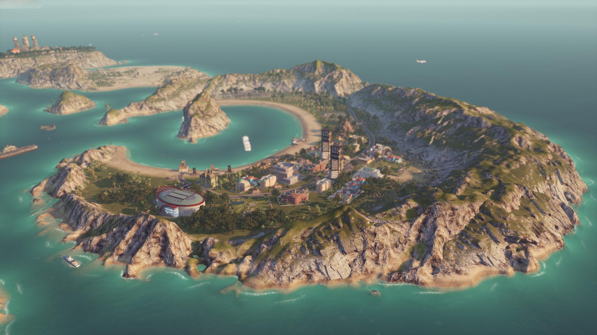 Tropico 6 delayed to March 29